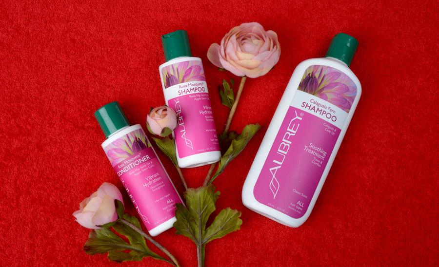 Средства для ухода за волосами с iherb : шампунь и кондиционер