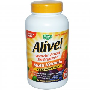 alive-natures-way витамины с iherb