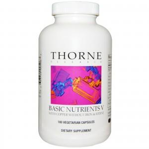 Throne витамины с iherb